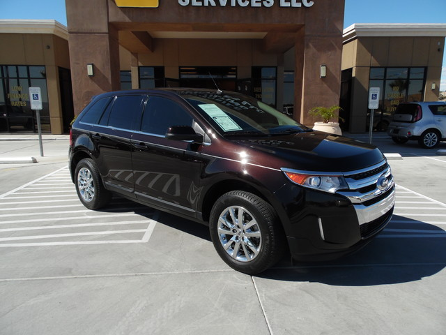 2014 Ford Edge Limited Bullhead City, Arizona 10