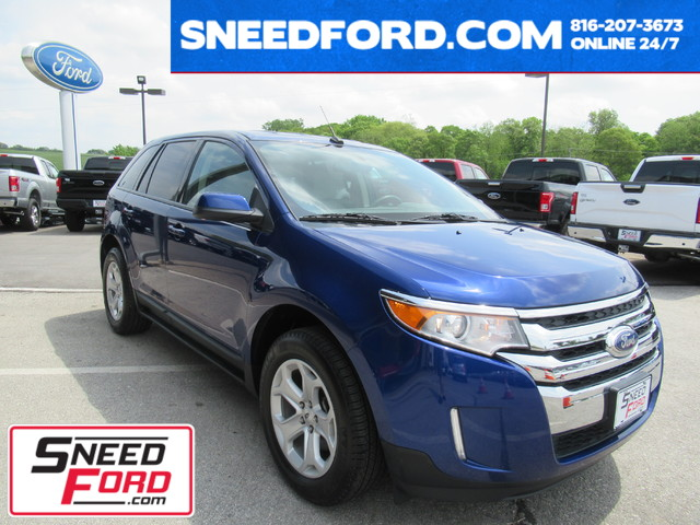 2014 Ford Edge SEL 2.0L I4 in Gower Missouri