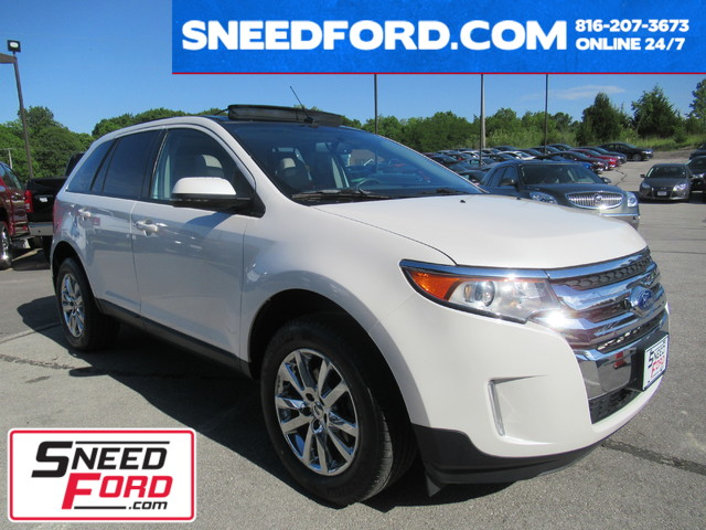 2014 Ford Edge SEL in Gower Missouri