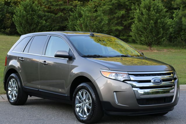 2014 Ford Edge Limited Mooresville, North Carolina 0