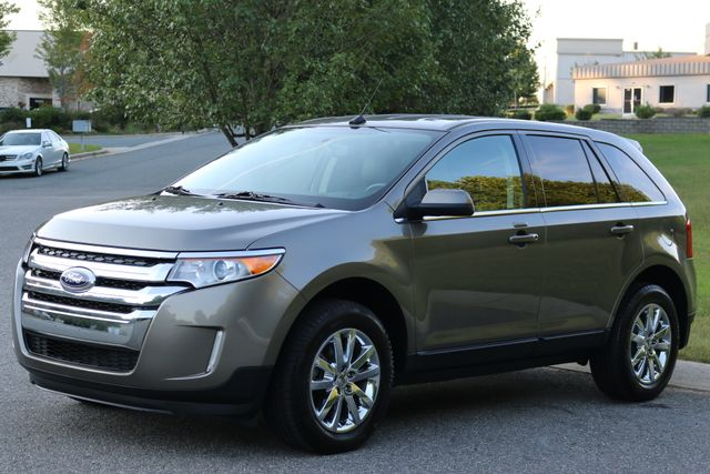2014 Ford Edge Limited Mooresville, North Carolina 2
