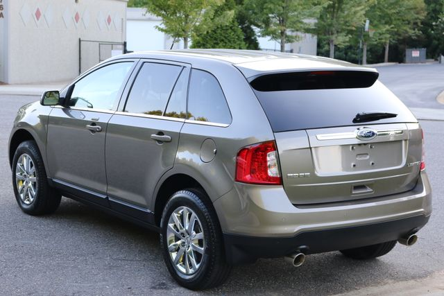 2014 Ford Edge Limited Mooresville, North Carolina 3