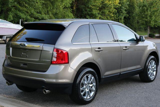 2014 Ford Edge Limited Mooresville, North Carolina 5
