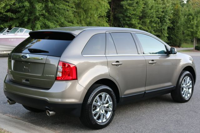 2014 Ford Edge Limited Mooresville, North Carolina 74