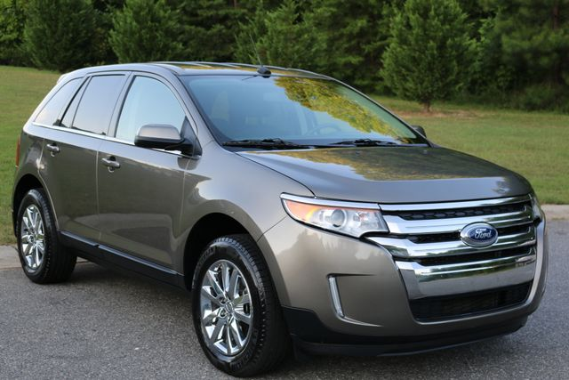 2014 Ford Edge Limited Mooresville, North Carolina 77