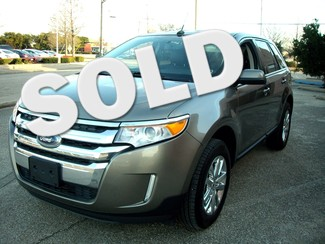 2014 Ford Edge Limited RICHARDSON, Texas