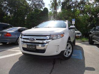 2014 Ford Edge SEL AWD. LTHR. PANORAMIC. NAVI SEFFNER, Florida
