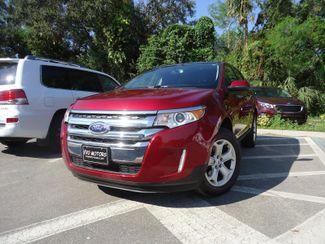 2014 Ford Edge SEL AWD. LEATHER. NAVI. PANORAMIC SEFFNER, Florida
