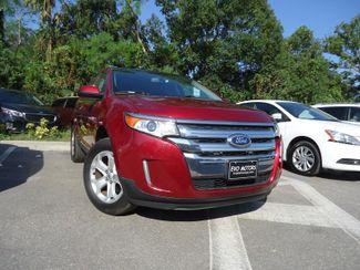2014 Ford Edge SEL AWD. LEATHER. NAVI. PANORAMIC SEFFNER, Florida 7