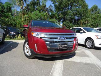 2014 Ford Edge SEL AWD. LEATHER. NAVI. PANORAMIC SEFFNER, Florida 8