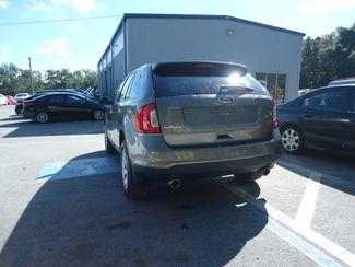 2014 Ford Edge  SEL AWD. LEATHER. PANORAMIC. NAVI SEFFNER, Florida 10