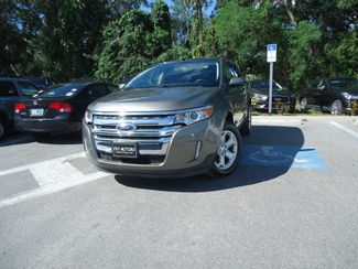 2014 Ford Edge  SEL AWD. LEATHER. PANORAMIC. NAVI SEFFNER, Florida 6