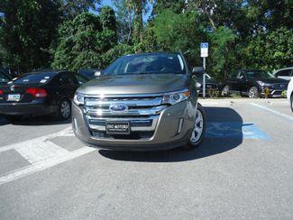 2014 Ford Edge  SEL AWD. LEATHER. PANORAMIC. NAVI SEFFNER, Florida 7