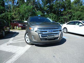 2014 Ford Edge  SEL AWD. LEATHER. PANORAMIC. NAVI SEFFNER, Florida 9
