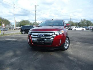 2014 Ford Edge SEL. LEATHER. NAVIGATION SEFFNER, Florida