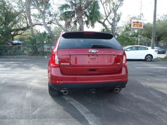 2014 Ford Edge SEL. LEATHER. NAVIGATION SEFFNER, Florida 10