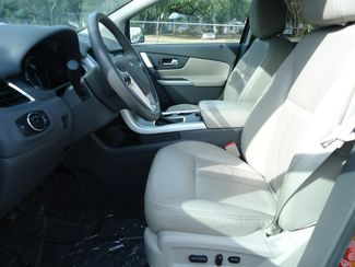 2014 Ford Edge SEL. LEATHER. NAVIGATION SEFFNER, Florida 4