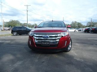 2014 Ford Edge SEL. LEATHER. NAVIGATION SEFFNER, Florida 6
