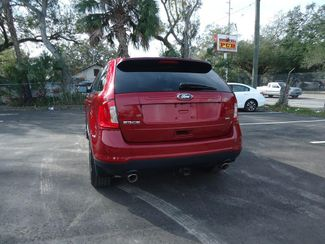 2014 Ford Edge SEL. LEATHER. NAVIGATION SEFFNER, Florida 9