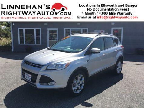 2014 Ford Escape Titanium in Bangor