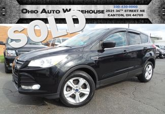 2014 Ford Escape SE 4x4 EcoBoost 30 MPG We Finance | Canton, Ohio | Ohio Auto Warehouse LLC in  Ohio