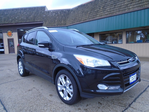 2014 Ford Escape Titanium in Dickinson, ND