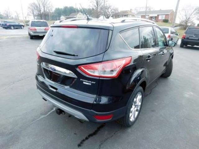 2014 Ford Escape Titanium Ephrata, PA 3