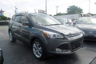2014 Ford Escape Titanium Hialeah, Florida 2