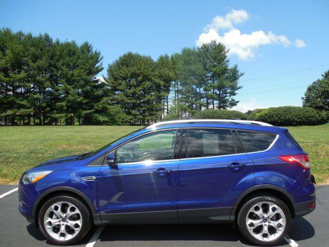 2014 Ford Escape Titanium Leesburg, Virginia 4