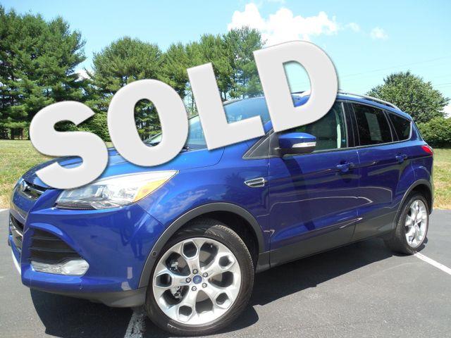 2014 Ford Escape Titanium Leesburg, Virginia 0