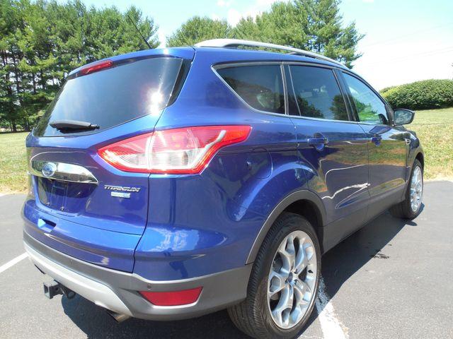 2014 Ford Escape Titanium Leesburg, Virginia 2