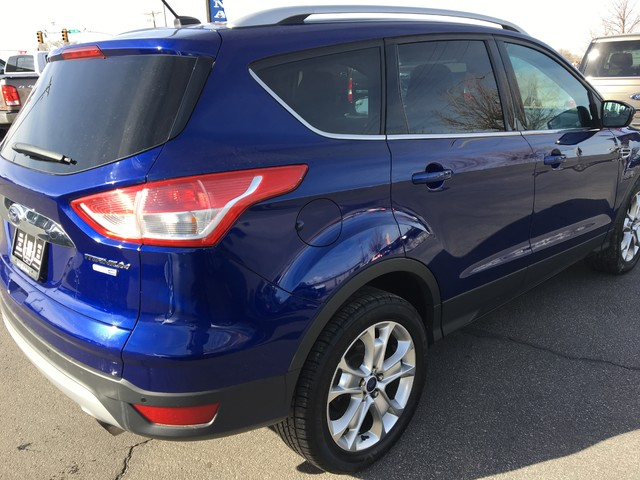 2014 Ford Escape Titanium Ogden, Utah 5