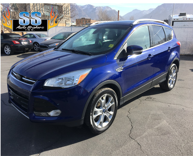 2014 Ford Escape Titanium Ogden, Utah 1