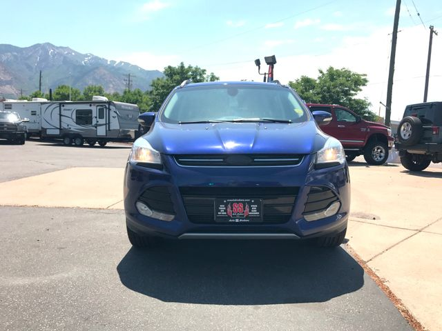 2014 Ford Escape Titanium Ogden, Utah 4