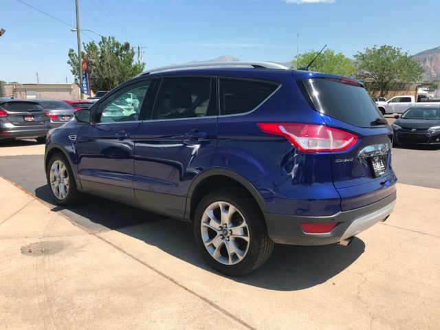 2014 Ford Escape Titanium Ogden, Utah 9