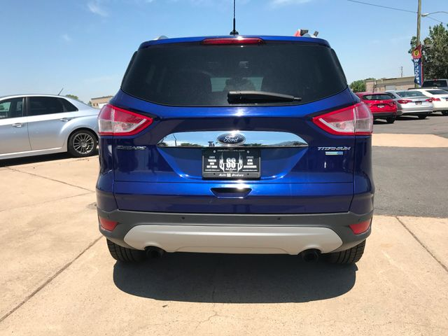2014 Ford Escape Titanium Ogden, Utah 8