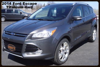 2014 Ford Escape Titanium 4WD in Ogdensburg New York