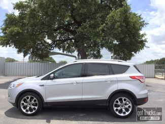 2014 Ford Escape Titanium 1.6L EcoBoost | American Auto Brokers San Antonio, TX in San Antonio Texas