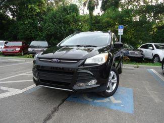 2014 Ford Escape SE E BOOST. LTHR HTD SEATS PWR TAILGATE REAR AIR SEFFNER, Florida 4