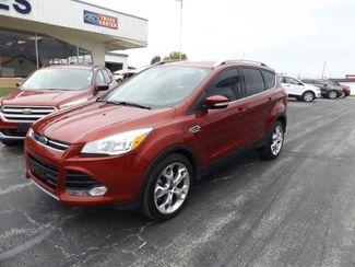 2014 Ford Escape Titanium Warsaw, Missouri 1