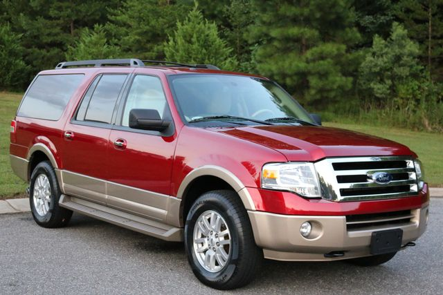 2014 Ford Expedition EL 4X4 XLT Mooresville, North Carolina 78
