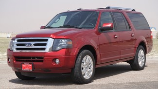2014 Ford Expedition EL Limited in Lubbock, TX Texas