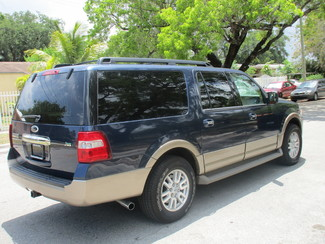 2014 Ford Expedition EL XLT Miami, Florida 4