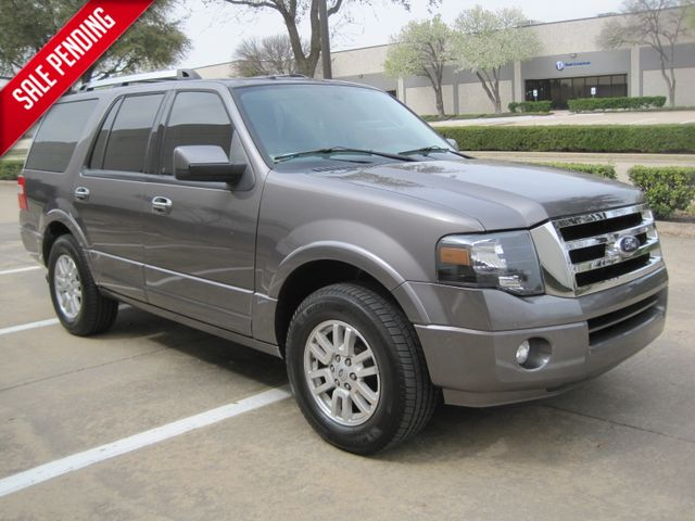2014 Ford Expedition Limited, Nav, Roof, Pwr Boards, Like New, Immaculate Plano, Texas 0