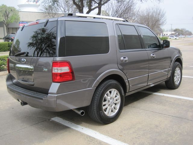 2014 Ford Expedition Limited, Nav, Roof, Pwr Boards, Like New, Immaculate Plano, Texas 11