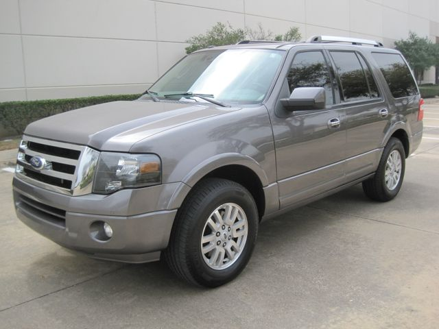 2014 Ford Expedition Limited, Nav, Roof, Pwr Boards, Like New, Immaculate Plano, Texas 4