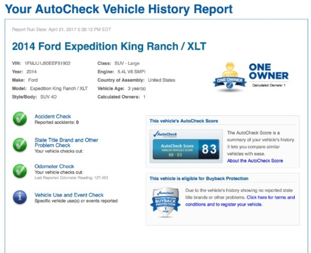 2014 Ford Expedition XLT San Antonio , Texas 9