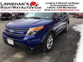 2014 Ford Explorer Limited in Bangor
