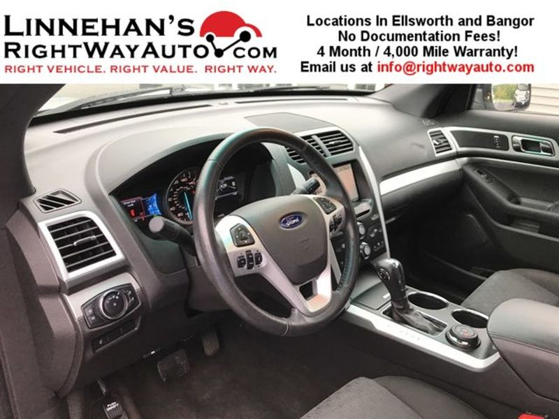 2014 Ford Explorer XLT  in Bangor, ME
