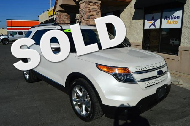 2014 Ford Explorer Limited | Bountiful, UT | Antion Auto in Bountiful UT